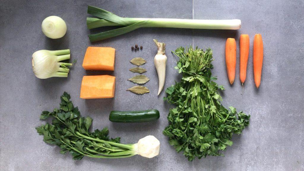 vegetable vegan soup