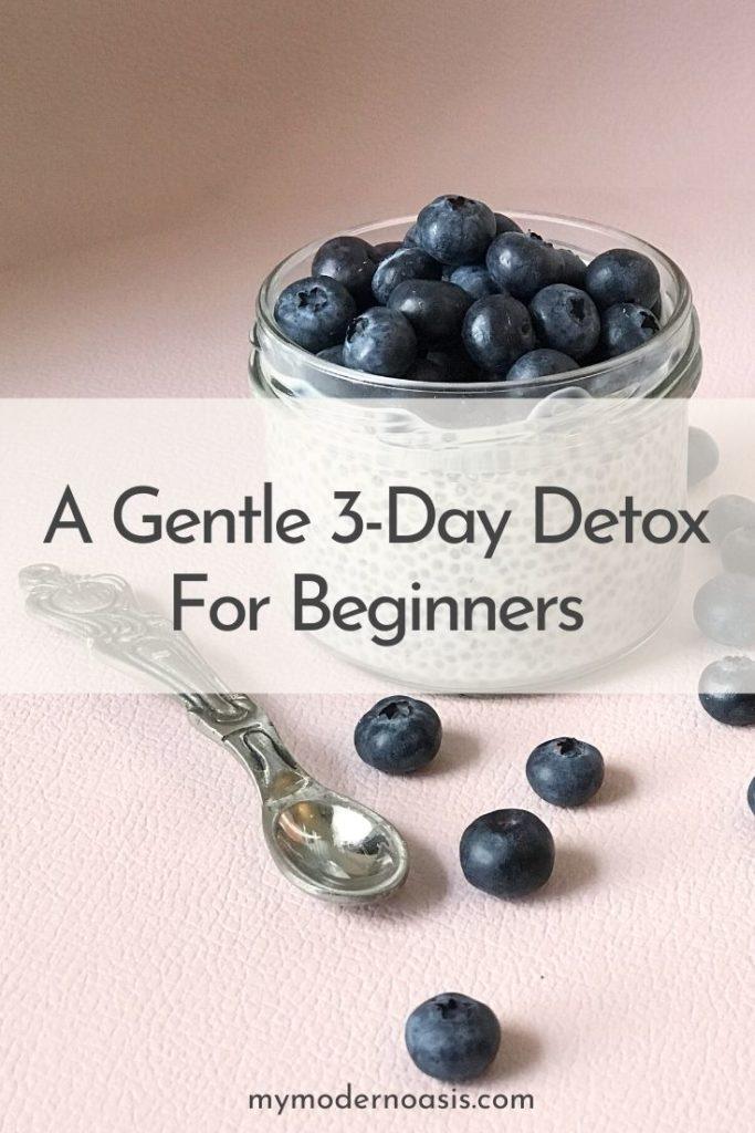 3 day detox